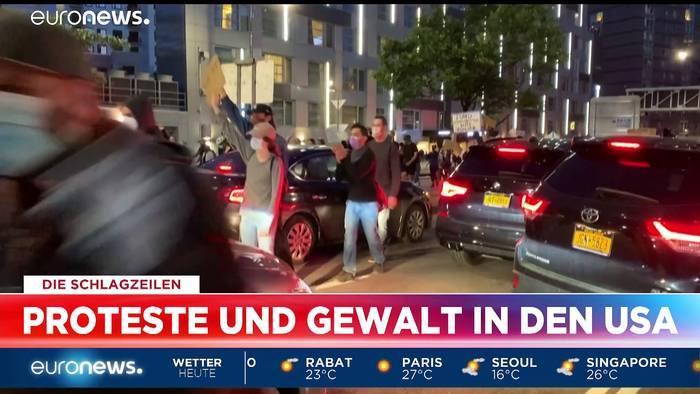 Video: Lockerungen in London & Rave in Berlin - Euronews am Abend vom 01.06.