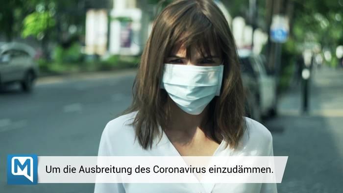 Corona: Gebrauchte Schutzmasken werden zum Problem