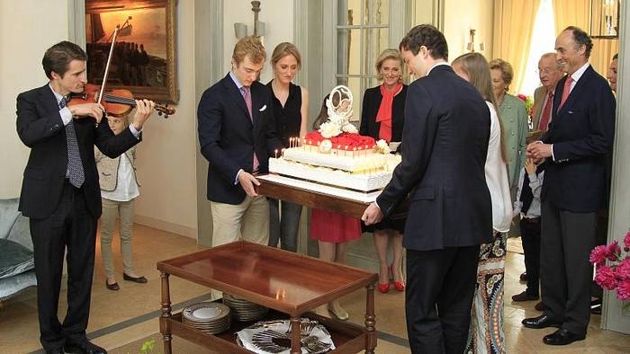 News video: Belgischer Prinz Joachim nach illegaler Party in Spanien Corona-positiv