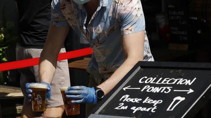 News video: Vom Zapfhahn zur Haustür - Pub darf wieder Guinness liefern