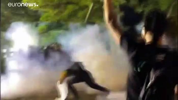 News video: Joe Biden attackiert Trump