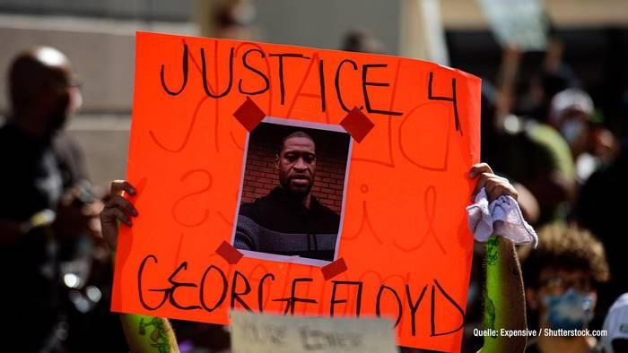 """News video: Nach Tod von George Floyd: Stars rufen zum """"Blackout Tuesday"""" auf"""