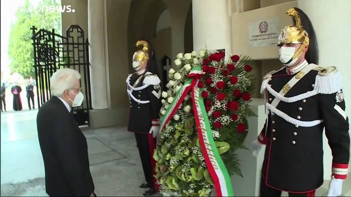 News video: Italien öffnet Grenzen - Corona-Ausbruch in Göttingen
