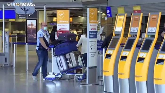 News video: Lufthansa: Covid-19 rupft den Kranich