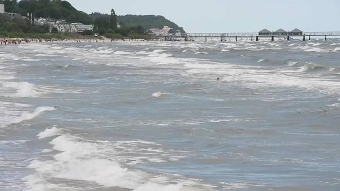 News video: Pfingsten an der Küste: Viele Besucher, wenig Probleme