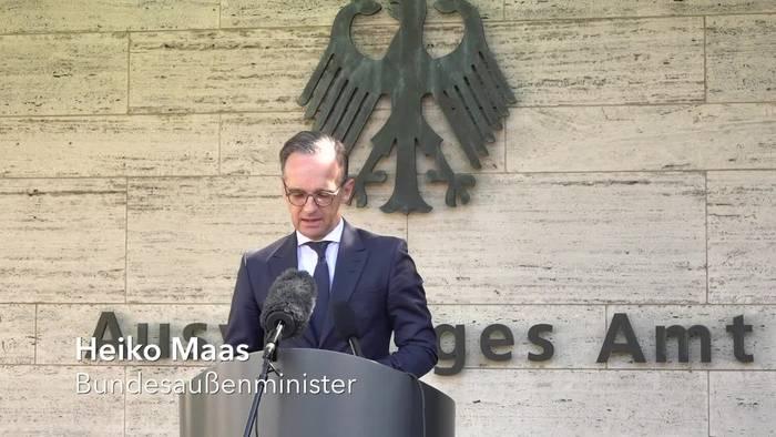 News video: Bundesregierung hebt Reisewarnung für 29 europäische Länder