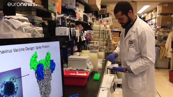 News video: Corona-Pandemie: Die neuesten Entwicklungen in Europa