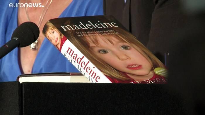 News video: Maddie und Inga: derselbe Täter?