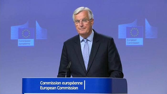 Video: Gespräche zwischen Brüssel und London in der Sackgasse