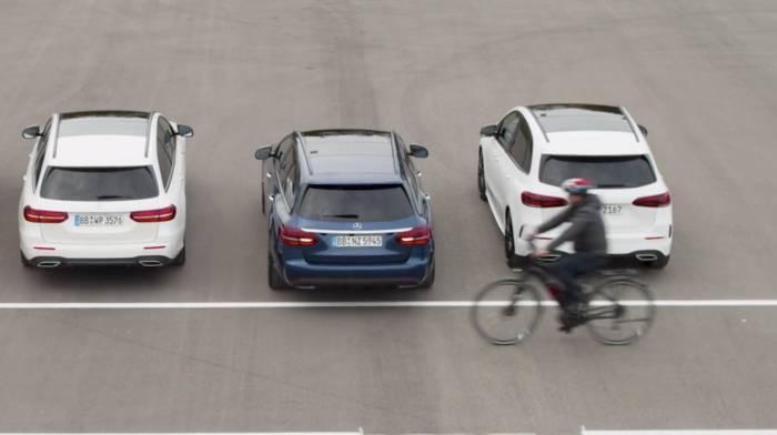 Video: Prüf- und Testgelände Immendingen - Rear Cross Traffic Alert