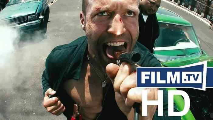 News video: Crank 2 - High Voltage Trailer Deutsch German (2009)