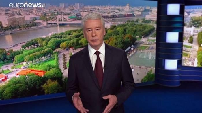 News video: Fast Normalbetrieb: Moskau lockert Corona-Beschränkungen