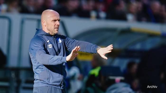 News video: Hoffenheim trennt sich von Trainer Alfred Schreuder