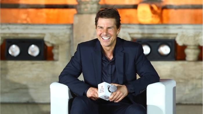 Video: Glück gehabt: Tom Cruise landet fast in Quarantäne
