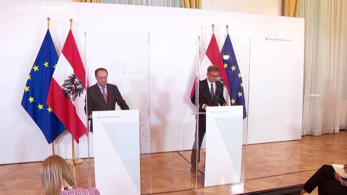 Video: Österreich: Ab dem 16. Mai ist die Einreise aus 31 Staaten wieder möglich