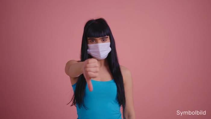 News video: WHO warnt vor falschem Tragen von Mund-Nase-Schutz