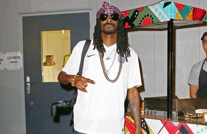 Video: Snoop Dogg geht zum ersten Mal wählen