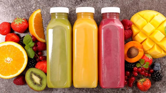 News video: Kinder, die Fruchtsaft trinken, leben später gesünder