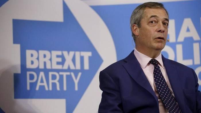 News video: Farage über Ärmelkanal: