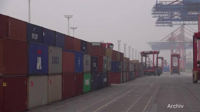 News video: Kabinett bringt Teile des Konjunkturpakets auf den Weg