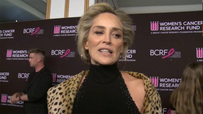 Video: Sharon Stone: In der eigenen Küche vom Blitz getroffen