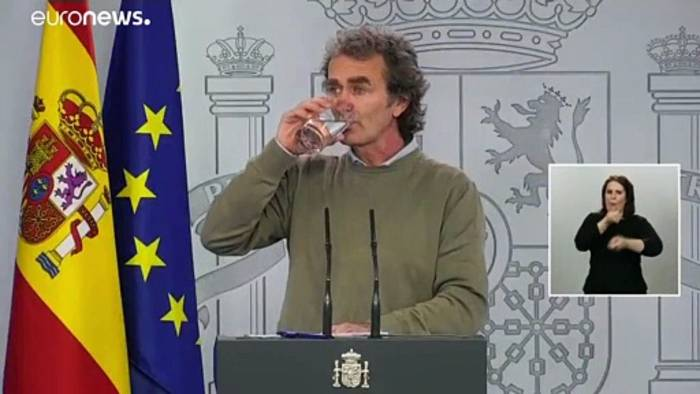 News video: Fernando Simón: Das ist Spaniens Christian Drosten