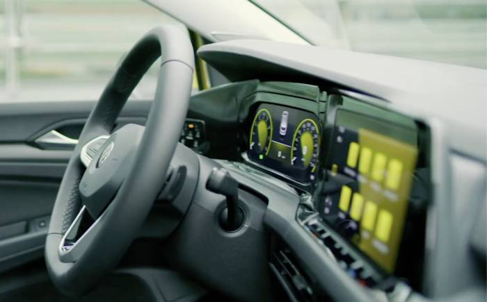 Video: Highlight des neuen Volkswagen Golf - Das digitale Cockpit