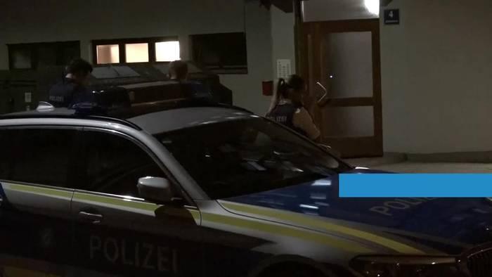 News video: Brandsätze gefunden - SEK Mann schwer verletzt