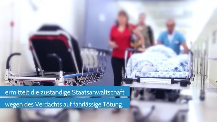 News video: 45 Corona-Todesfälle: Ermittlungen wegen fahrlässiger Tötung gegen deutsche Klinik-Ärzte
