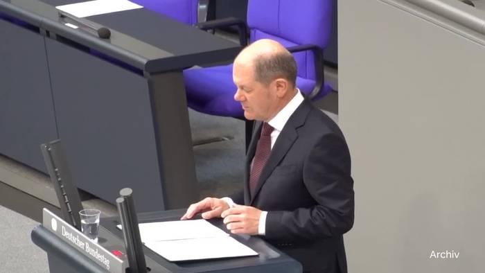 News video: Bund plant Rekordschulden von 218,5 Milliarden Euro