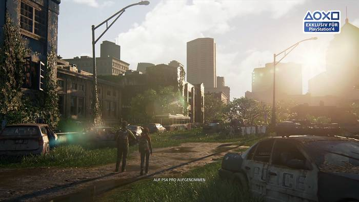 Video: The Last of Us Part II  Story Trailer  PS4 Deutsch German (2020)