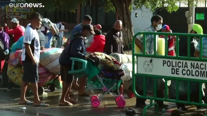 News video: UNHCR: Flüchtlingselend wie noch nie