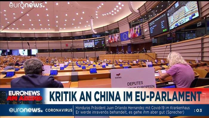 Video: Covid-19 in Schweden und anderswo in Euronews am Abend vom 18.06