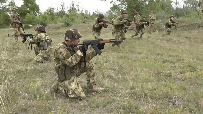Video: Corona-Krise: Viel Zulauf für die Armee