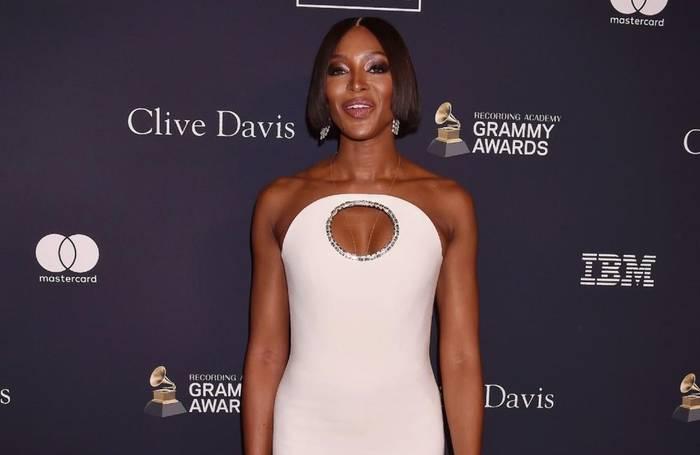 News video: Naomi Campbell: Wegen ihrer Hautfarbe landet sie nicht auf Magazincovern