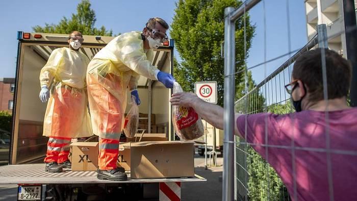 Video: Corona-Ausbruch bei Tönnies: Regionaler Lockdown - vorerst - vom Tisch