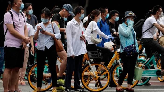 Video: Trauriger Rekord: 183.000 Neuinfektionen an einem Tag
