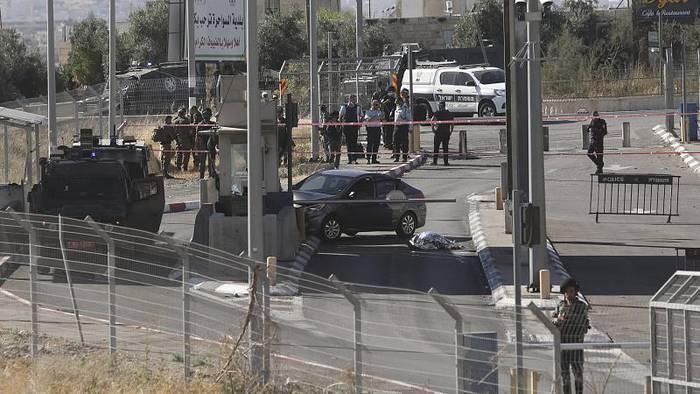 Video: Vorfall am Grenzübergang: Palästinenser von israelischer Polizei erschossen