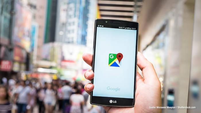 News video: Mit Google Maps gegen das Coronavirus
