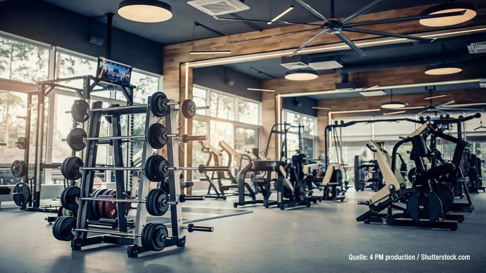 Video: Wegen Corona-Krise weniger im Fitnessstudio zahlen?