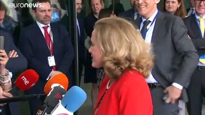 Video: Eurogruppe bald erstmals von einer Frau geführt?
