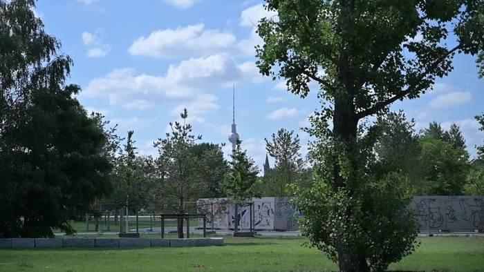 News video: Berlin: Mauerpark-Erweiterung eröffnet - Fläche verdoppelt