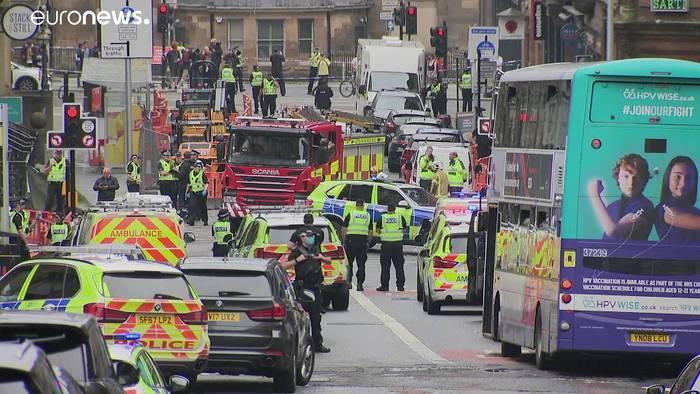 News video: Glasgow: Messerstecherei wird nicht als Terrorangriff gesehen