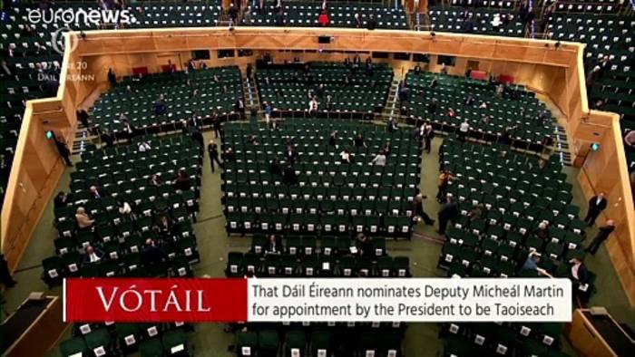 Video: Irland hat eine neue, bürgerlich-grüne Regierung