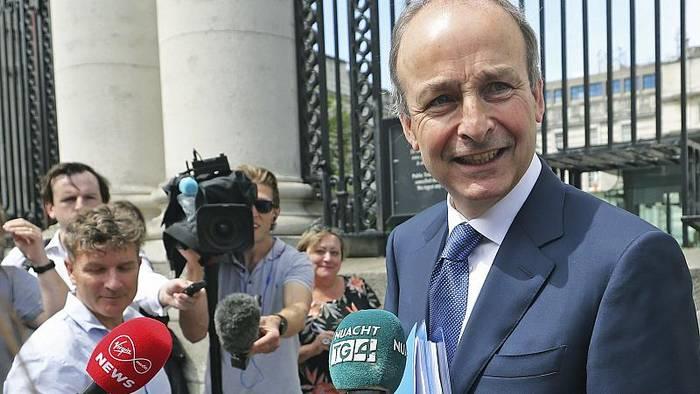 News video: Historischer Deal: Neue Regierung in Irland