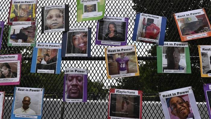 Video: Wieder Schüsse in Kentucky: Ein Toter bei Gedenken an Breonna Taylor