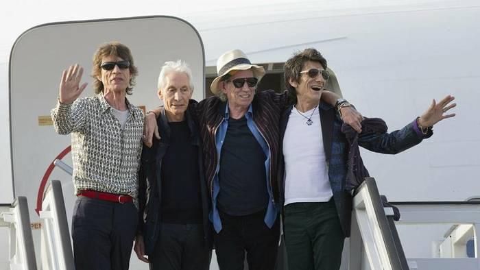 News video: Rolling Stones auf der Palme: Musiker drohen Trump