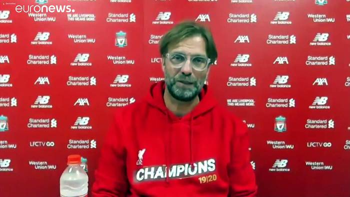 News video: Klopp ist sauer: