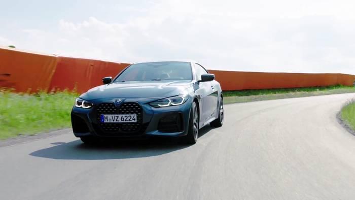 Video: Das neue BMW 4er Coupé Highlights