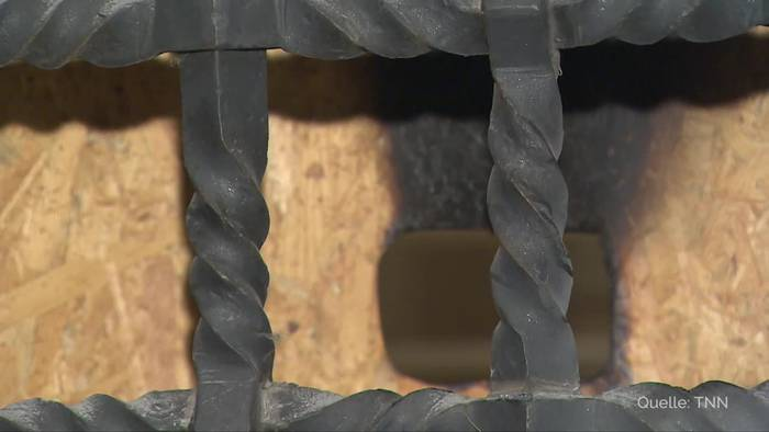 News video: Berlin: Brand am Reichstagsgebäude